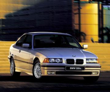 bmw e36 1998 год выпуска