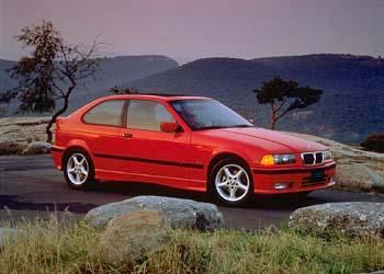 bmw 3, 1993 какой кузов